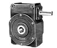 Model 303 Worm Gear Reducers