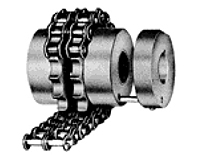 "Dalton Roller Chain Shear Pin Coupling ""RCSPC"""
