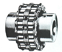 Dalton Roller Chain Flexible Couplings